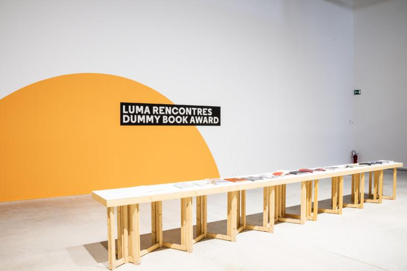 LUMA Rencontres Dummy Book Award 2020
