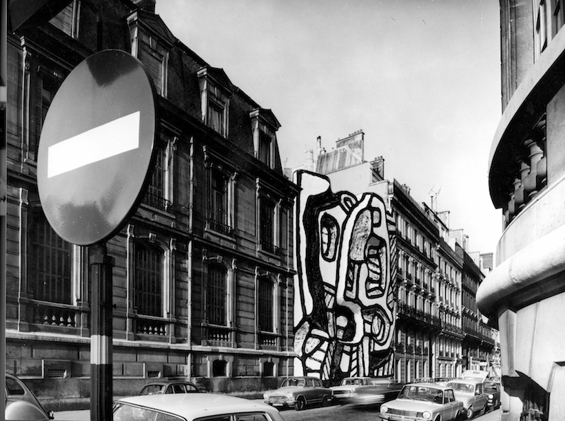 Jean Dubuffet Exhibitions Les Rencontres Darles