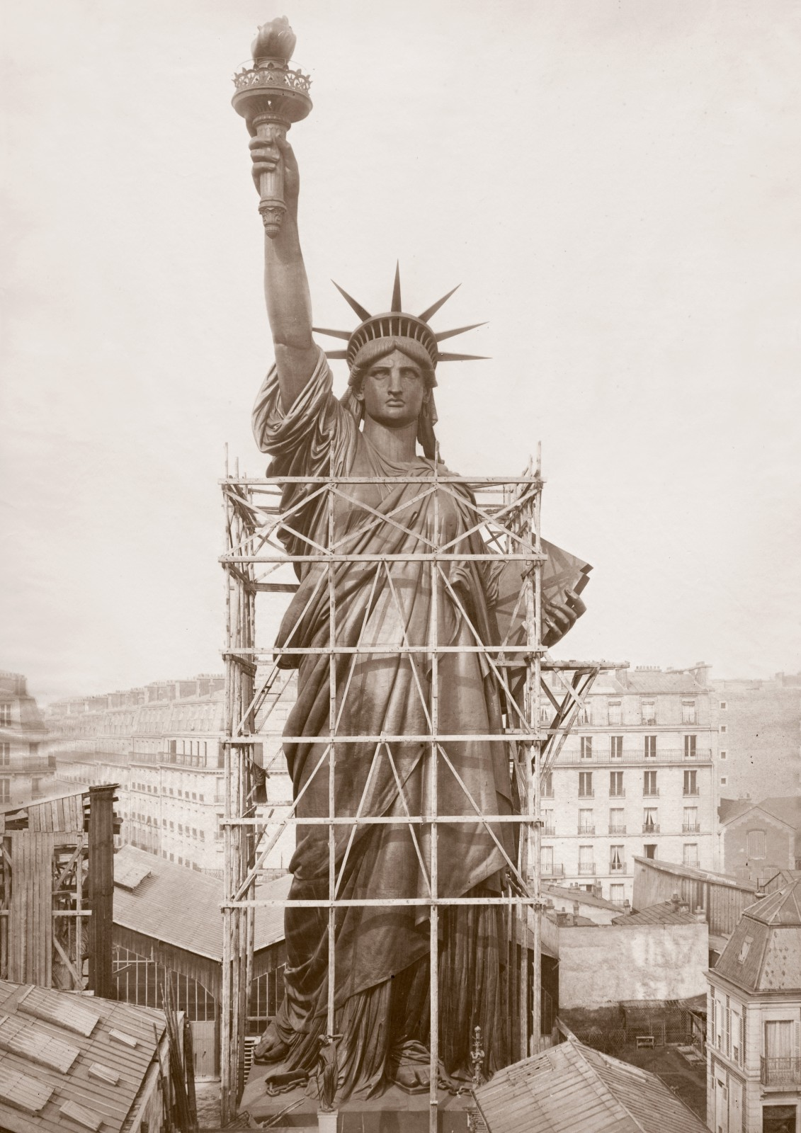 Lady Liberty Exhibitions Les Rencontres D Arles