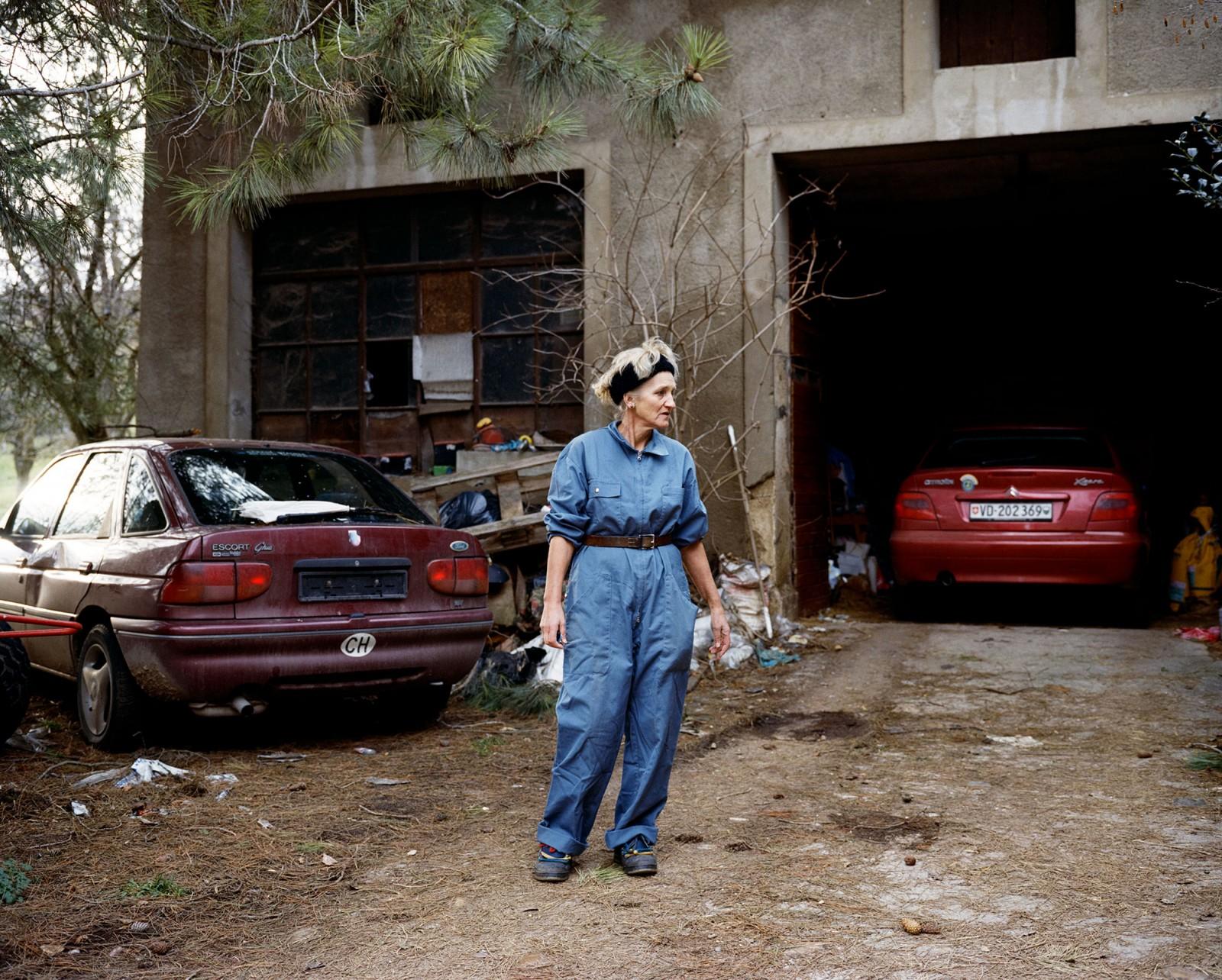 Anne Duarte Escort anne golaz - exhibitions - les rencontres d'arles
