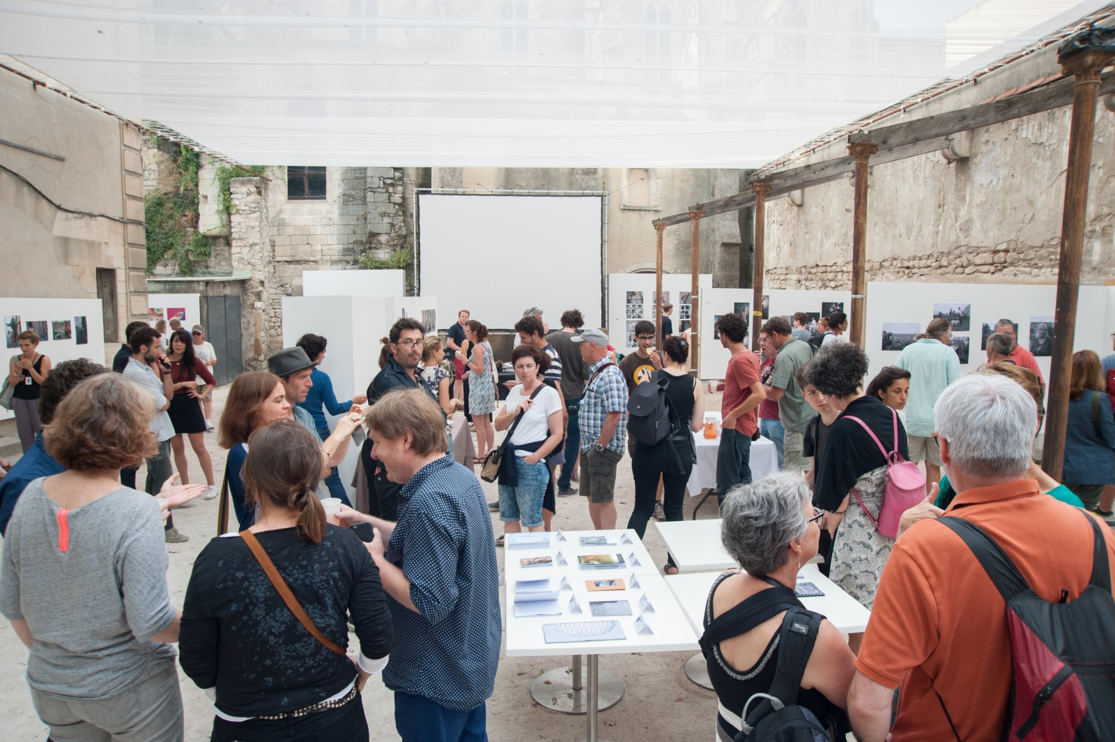 Workshop rencontres d'arles