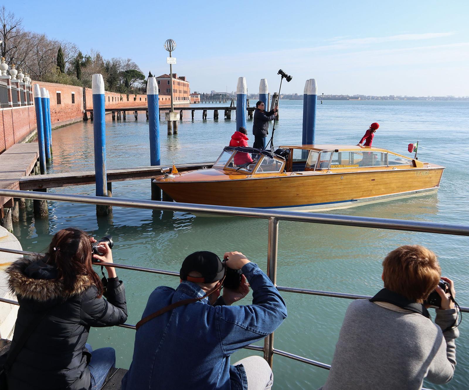 HOMO FABER à la Fondazione Giorgio Cini, Île de San Giorgio Maggiore, Venise, Italie.