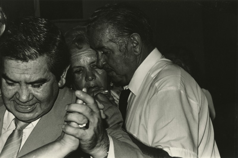 Chile. Paz Errázuriz, Untitled, from the Tango series, 1988