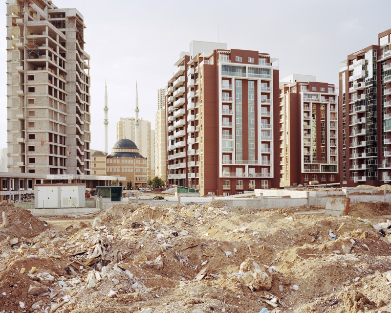 Niyaziye Cami-i Serifi, realized 2015, Yenimahalle, Ankara, 2015, from the Brave New Turkey series.
