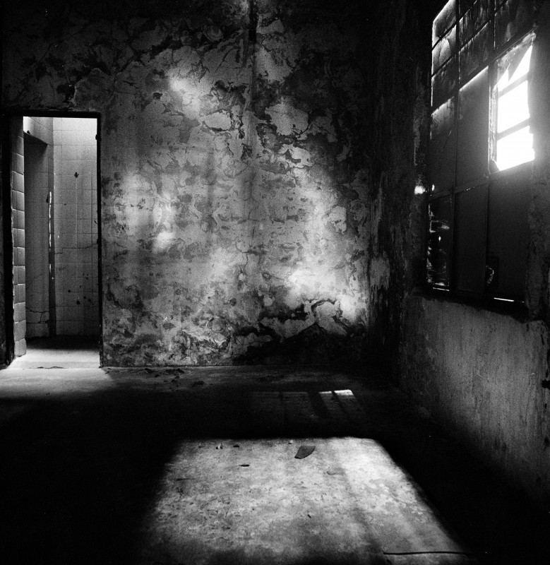 From the Torture Centres series. Buenos Aires, Argentina, November 2007.
