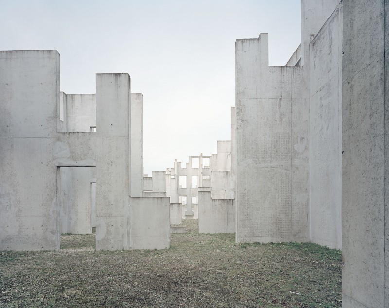 Gregor Sailer, Complexe de Tir en Zone UrBaine II, French Army, France, 2015