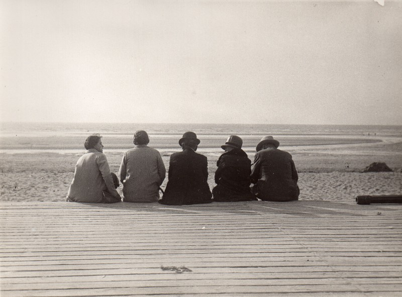 Alfred Latour, Paid Vacation, Normandy, 1930s