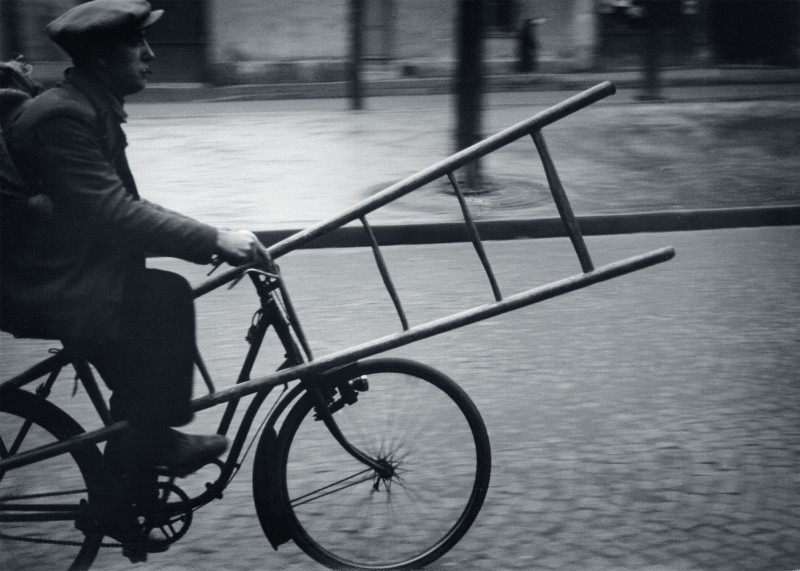 Alfred Latour, The Bicycle, Paris, 1930s