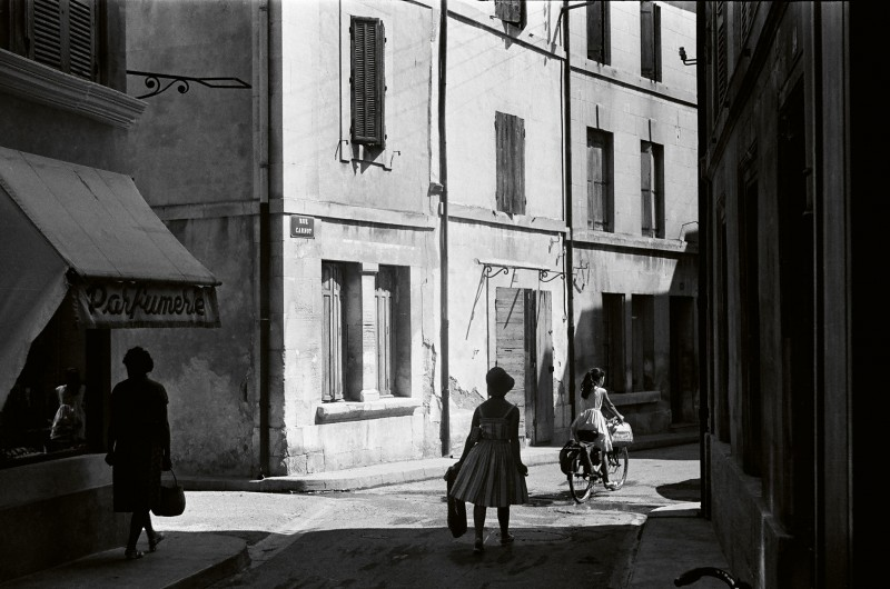 Alfred Latour, Street in Saint-Remy-de-Provence, 1950s