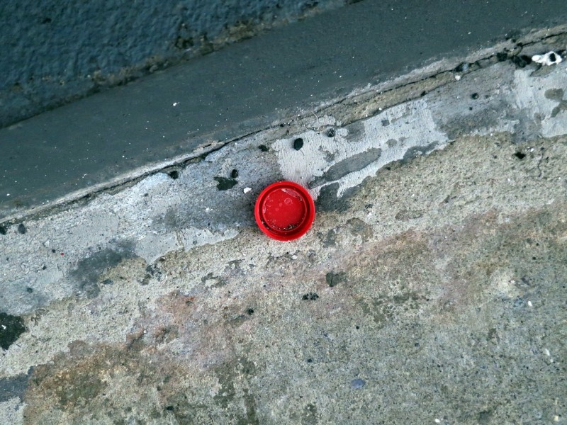 Christian Marclay, Bottle Caps, 2016.