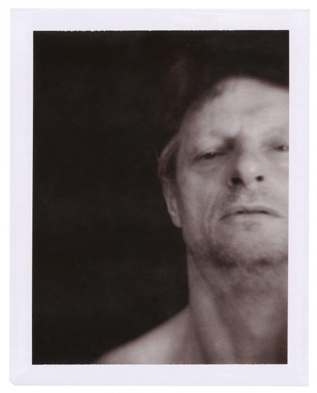 Manfred Paul, Autoportraits I / N° 6, 1988. Avec l'aimable autorisation de l'artiste.
