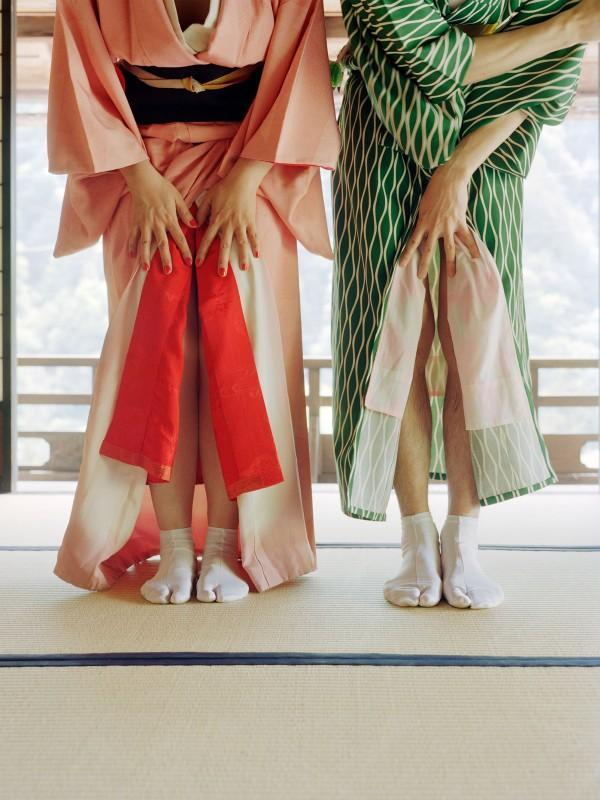Pixy Liao, Open Kimono, from the Experimental Relationship series, 2018. Courtesy of the artist.