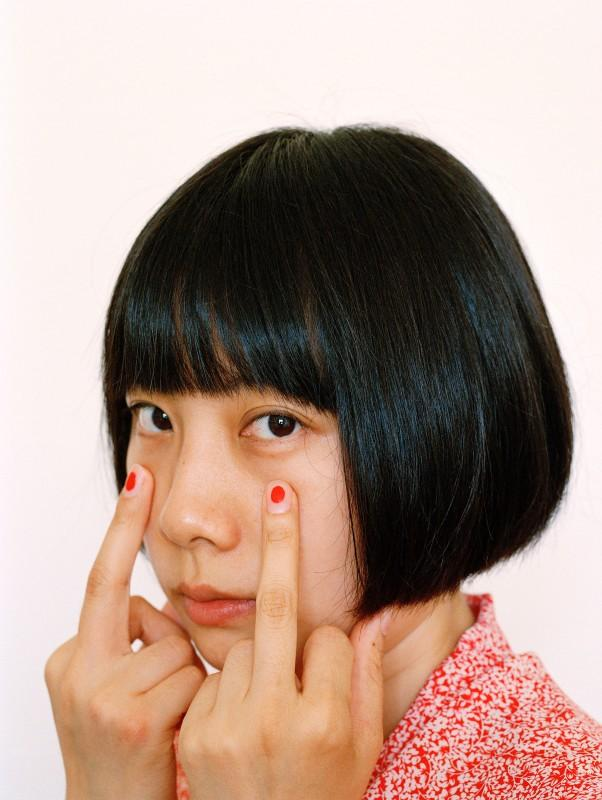 Pixy Liao, Red Nails, from the For Your Eyes Only series, 2014. Courtesy of the artist.