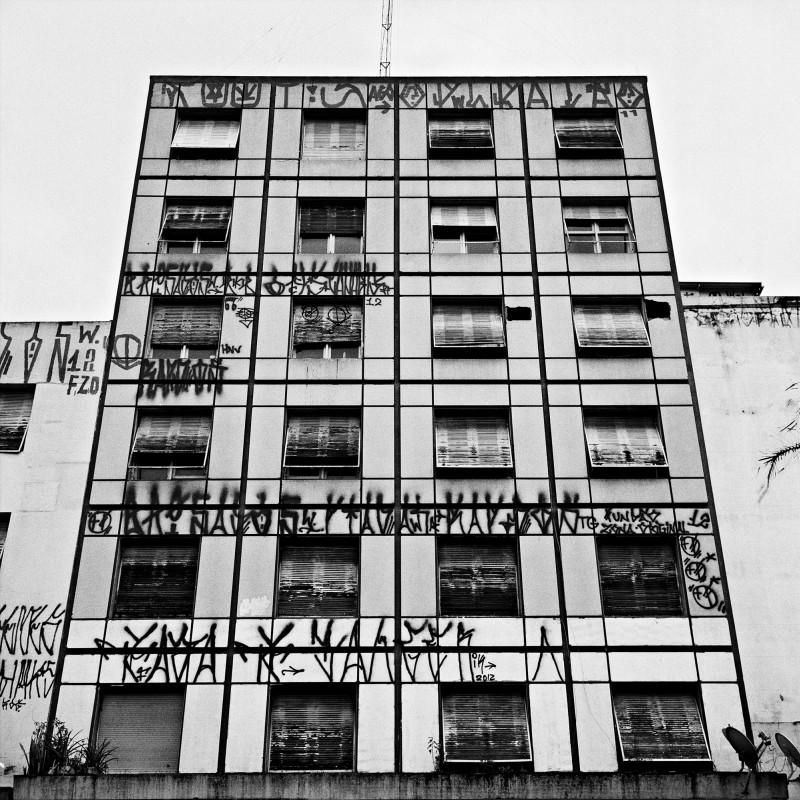 Ludovic Carème, Abandoned building, center of São Paulo, Rua Alameda Cleveland, the Campos Eliseos neighborhood, Brazil, 2012. Courtesy of the artist.