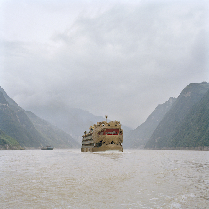 Liu Ke, The Dragon Ship, 2008, Archival Inkjet Print, courtesy of the artist.