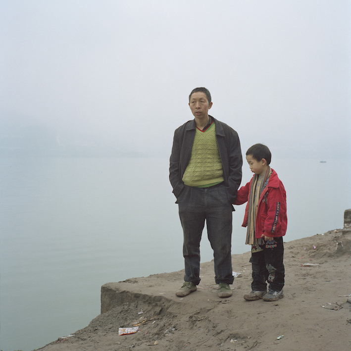 Liu Ke, Father and Son, 2009, Archival Inkjet Print, courtesy of the artist.