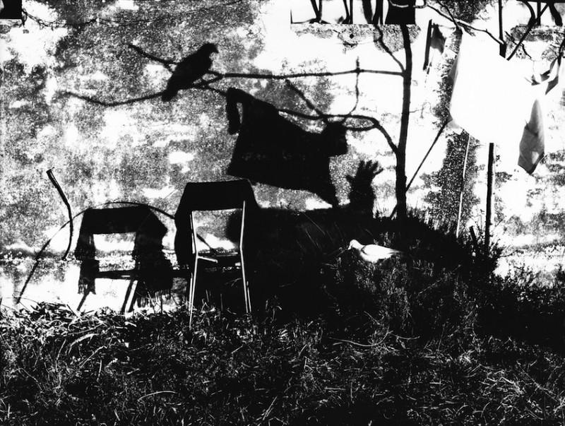 Mario Giacomelli, December 31, 1997. Gelatin silver print, 29.5 x 39.6 cm. ©Archivio Mario Giacomelli - Rita Giacomelli  Courtesy of The Museum of Photography, Seoul.