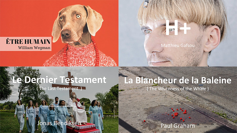 Interviews available <br> on the Youtube channel <br> of the Rencontres d'Arles