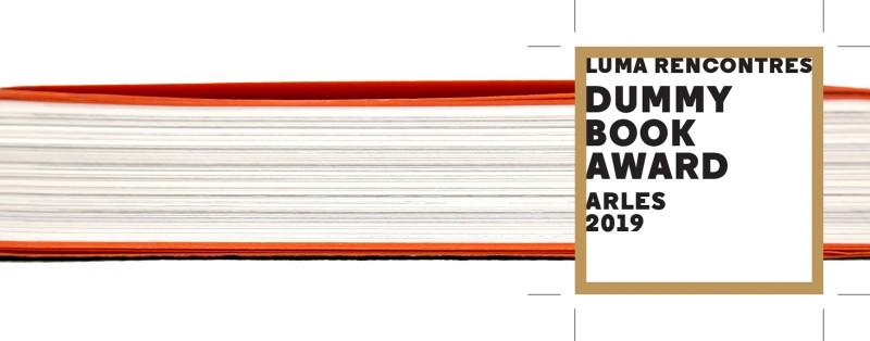 LUMA rencontres <br>Dummy Book Award <br>Arles 2019 <br>Shortlisted projects