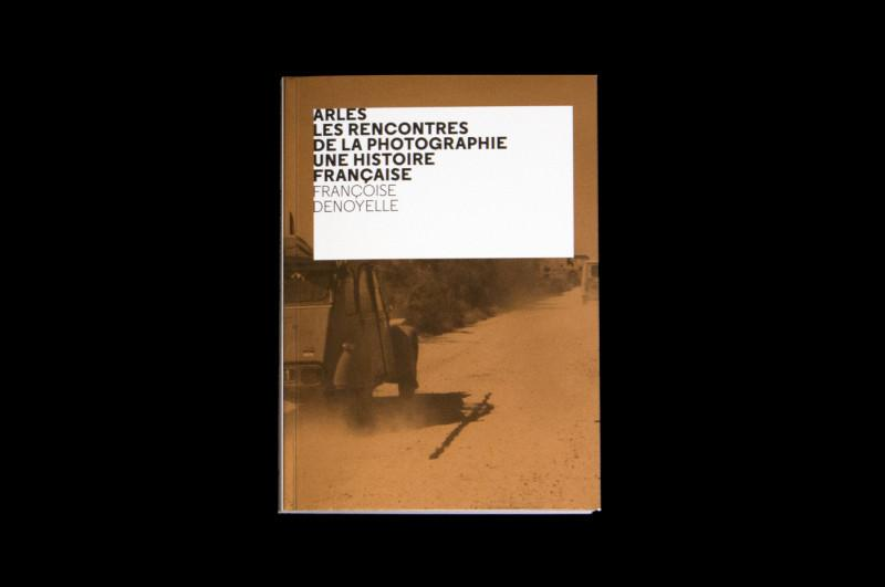 "Launching of the digital version of the book <br>""The Rencontres d'Arles: a French Story » <br>by Françoise Denoyelle"