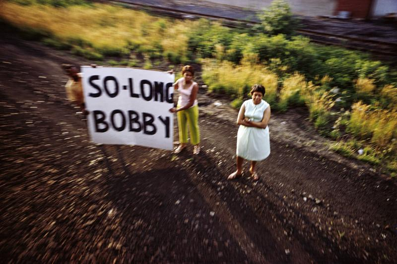 Paul Fusco<br>(1930 — 2020)