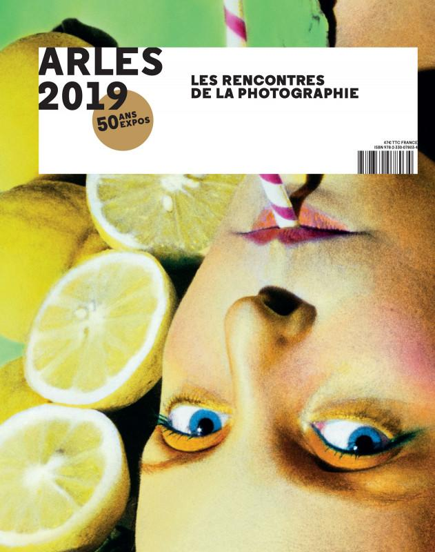 CATALOGUE RENCONTRES D'ARLES 2019