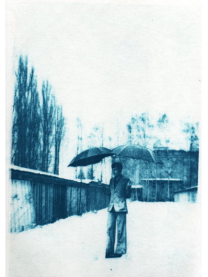 CYANOTYPE: MATERIAL AND SENSIBILITY